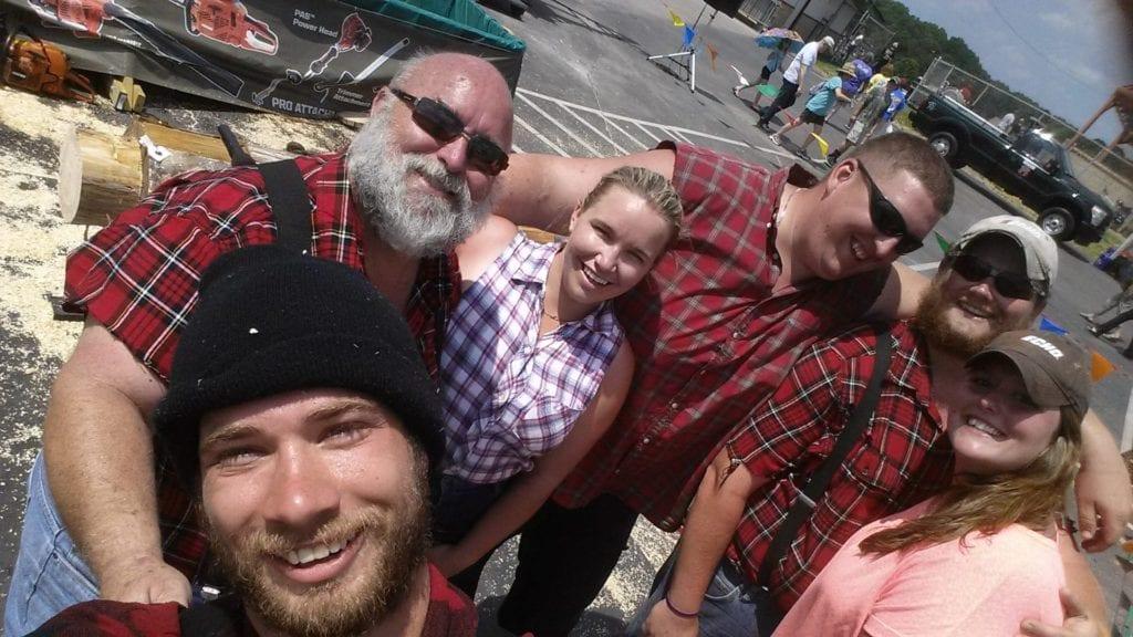 Fun selfies